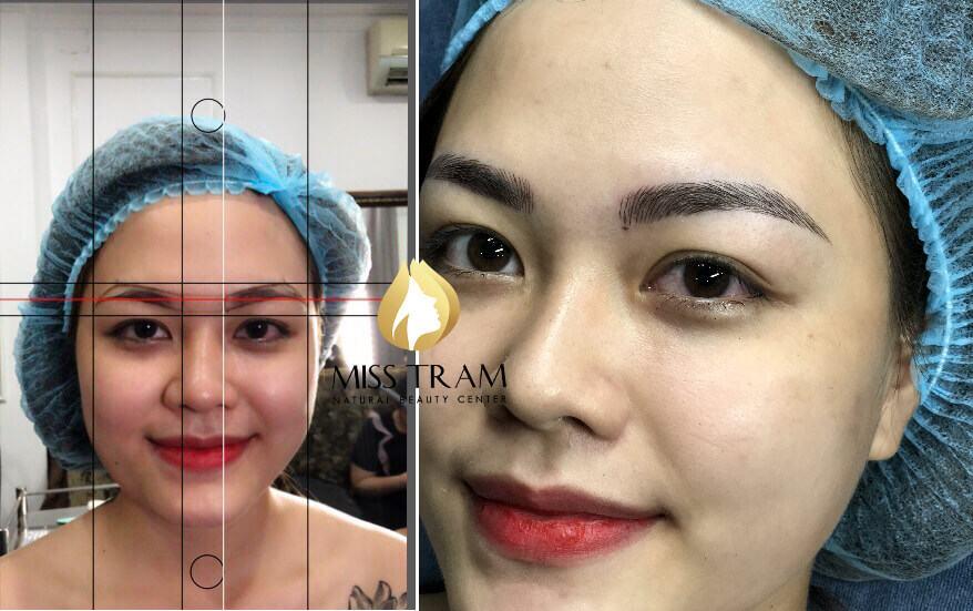 Phương pháp điêu khắc chân mày Miss Tram – Natural Beauty Center có gì đặc biệt?aaaaaaaaaaaa