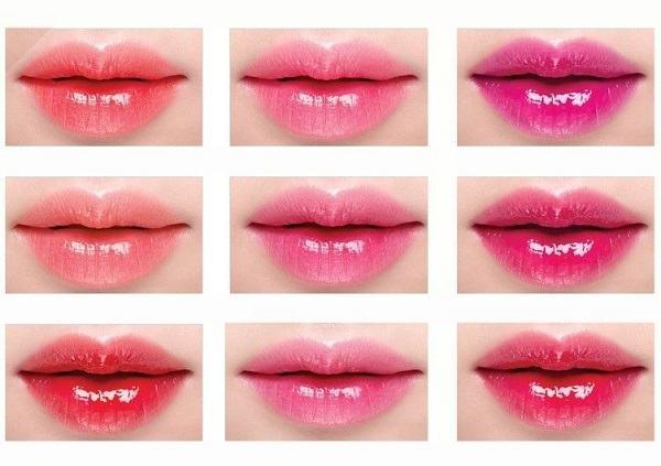 Bí quyết chọn màu môi đẹp