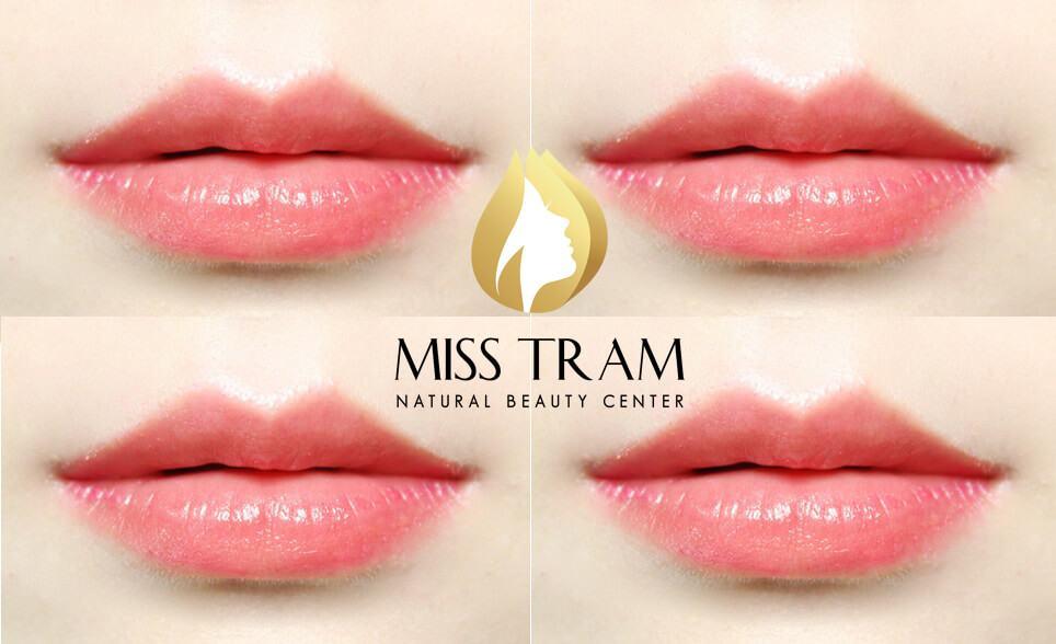 Phun môi xí muội giúp đôi môi mịn màng, căng bóng, gợi cảm