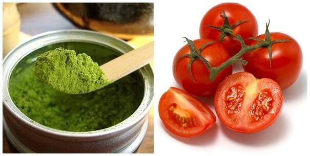 5 loại mặt nạ tuyệt vời dành cho da dầu từ trà xanh 8