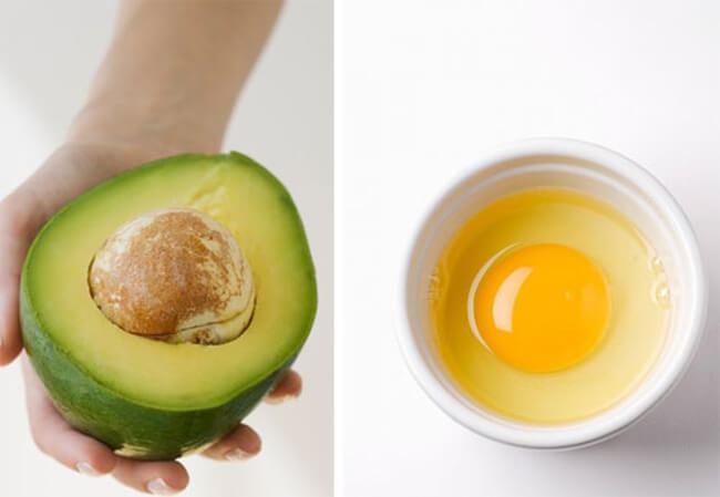 3 loại mặt nạ trứng gà cứu tinh cho da nhờn 5