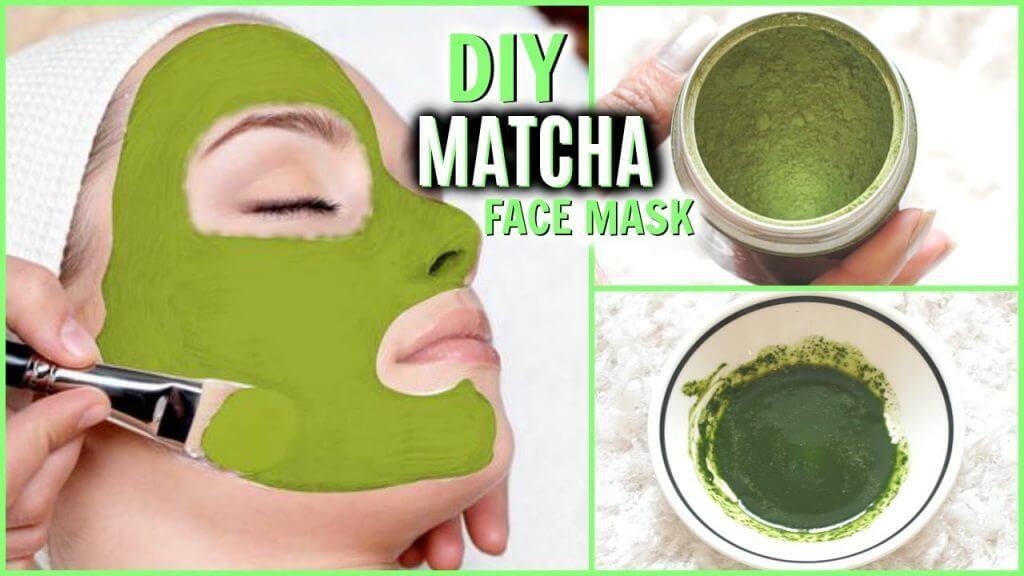 5 loại mặt nạ tuyệt vời dành cho da dầu từ trà xanh 3