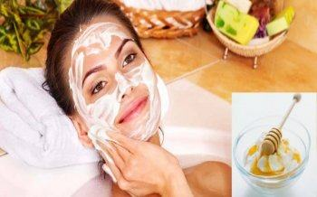 Secret of Home Anti-Aging Skin with Honey