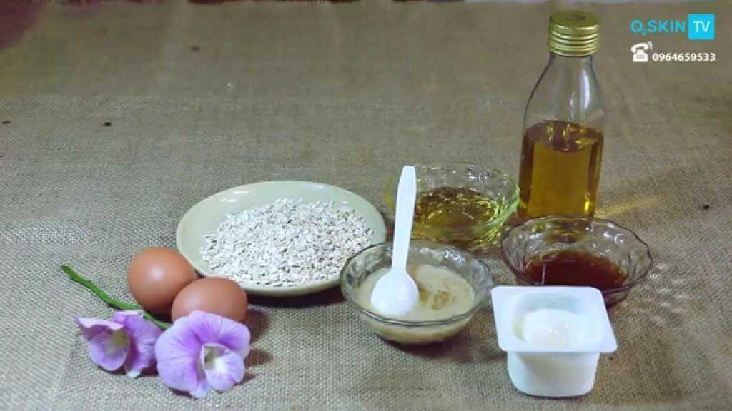 Cách làm đẹp da mặt với bột yến mạch 6