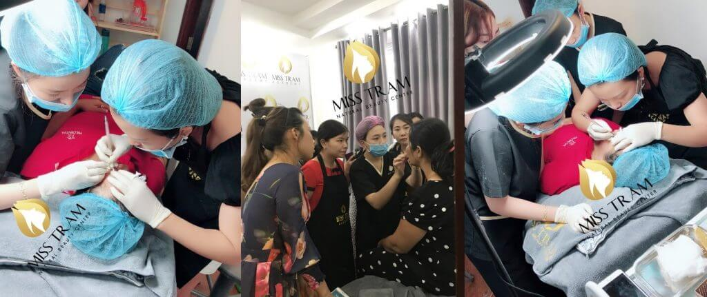 Where is the best place to learn tattoo spray in Saigon?
