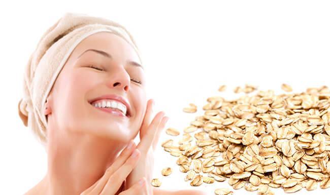 Cách làm đẹp da mặt với bột yến mạch 3