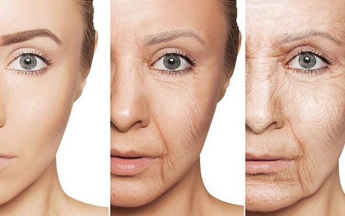 Cách chống lão hóa da mặt từ thiên nhiên 2