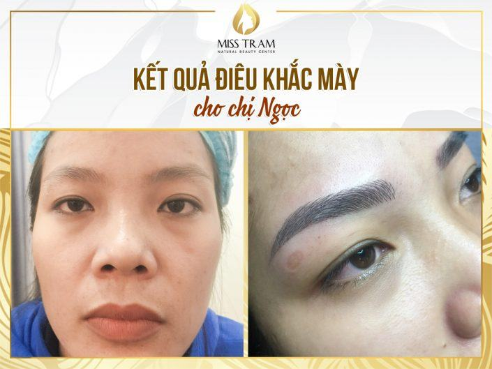 Ms. Ngoc For The First Time Posing For You, Sculpting You Beautiful At Spa