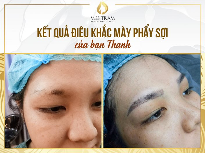 Image Create Standard Eyebrows - Sculpting Eyebrow Scales For Ms. Thanh
