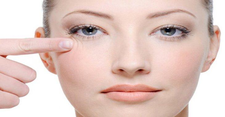 Natural Anti-Aging Face Mask For Eyes