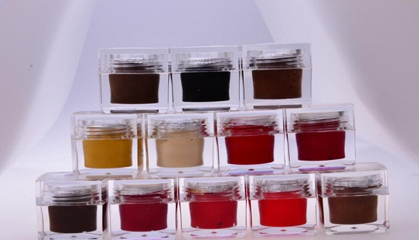 Mực phun ảnh hưởng trực tiếp đến khả năng lên màu