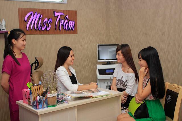 Tắm Trắng Tại Miss Tram – Natural Beauty Center Có An Toàn Không 6