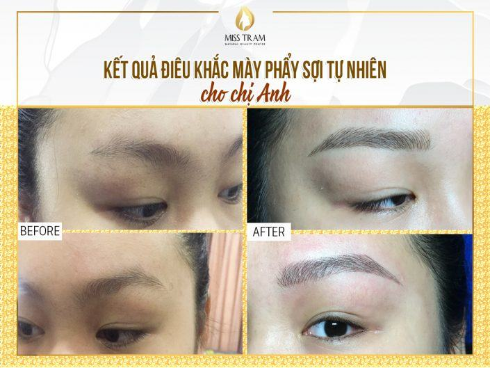 The Results of Sculpting Beautiful Natural Fiber For Sister Anh