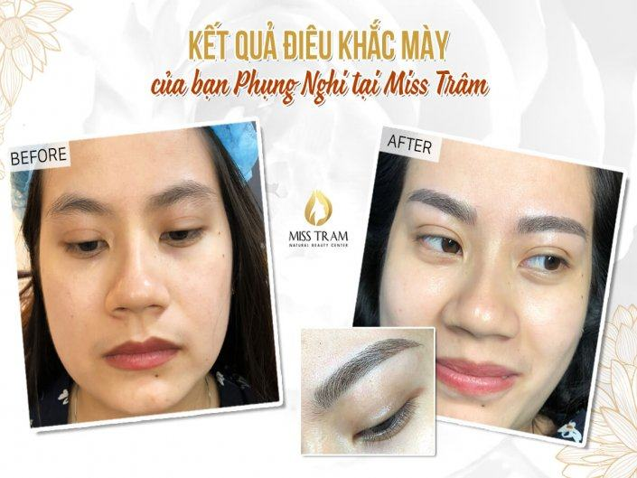 Beautify You With Sculpting Method For Ms. Phung Nghi