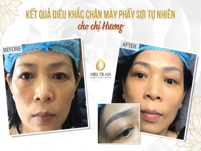 The Results of Sculpting Beautiful Natural Fiber For Ms. Huong