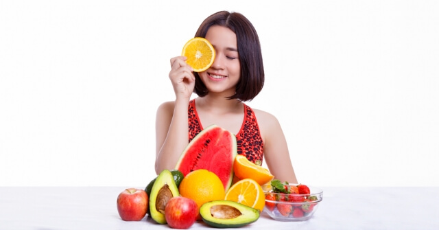 công dụng làm đẹp của vitamin c