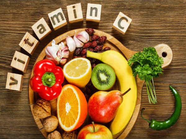 làm trắng da bằng vitamin c tự nhiên