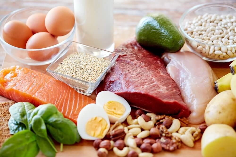 Cần bổ sung thực phẩm giàu chất dinh dưỡng