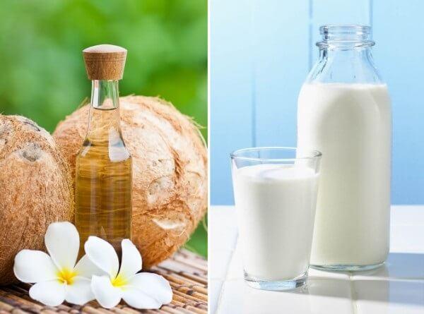 Chỉ Việc Dùng Sữa Tươi Vào Ban Đêm Da Bạn Sẽ Sáng Lên Trong Thấy 4