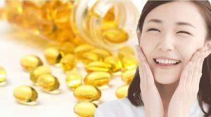 trị nám với vitamin E