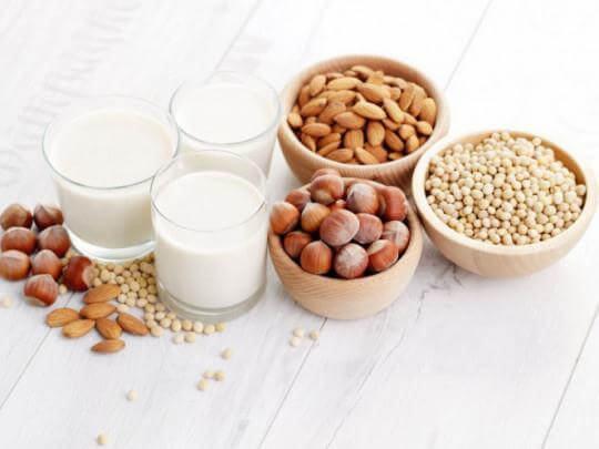 các loại hạt cung cấp độ ẩm cho da