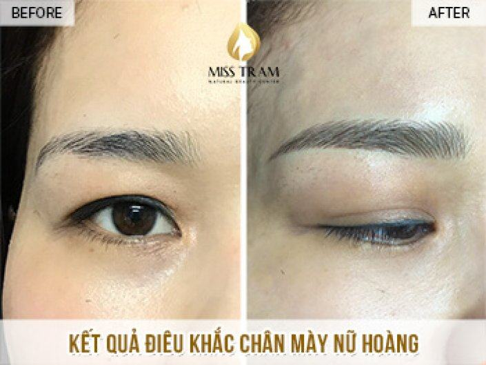 Result of Queen Eyebrow Sculpture For Sister Kha