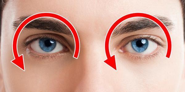 Những Động Tác Massage Mắt Giảm Nếp Nhăn 6