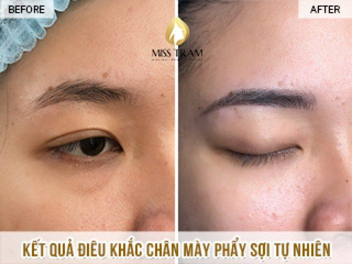 Result of Thao Thao Eyebrow