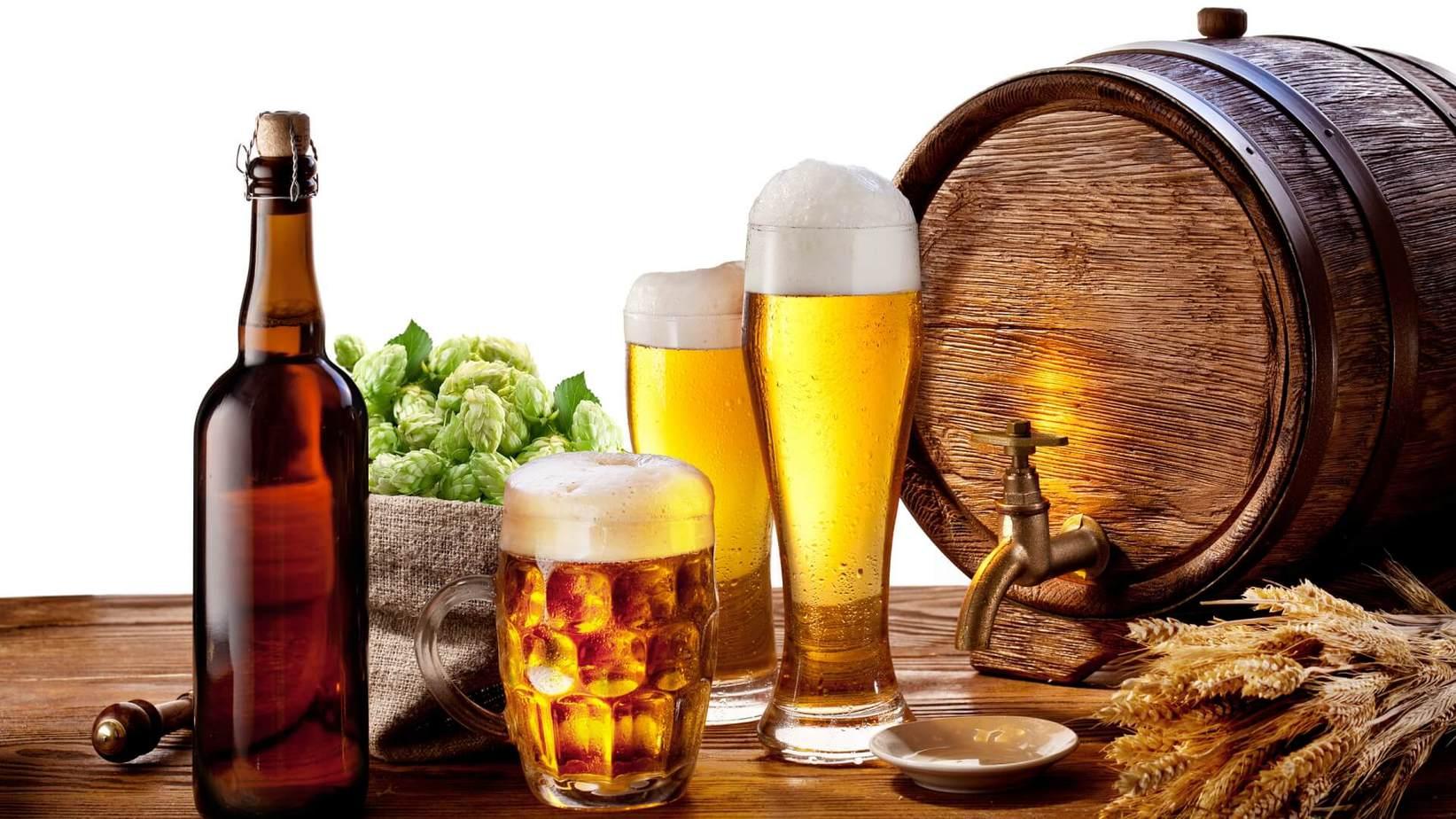 Rượu bia là những tác nhân gây nên mụn nhiều nhất