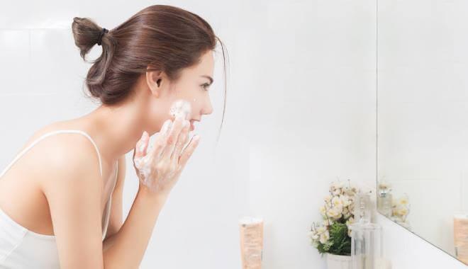 Những Sai Lầm Khi Rửa Mặt Khiến Làn Da Ngày Càng Xuống Sắc 2