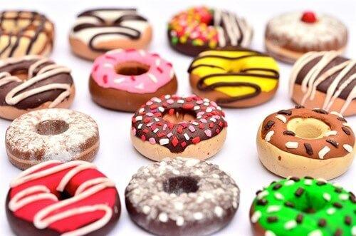 Nhóm thực phẩm chứa nhiều đường