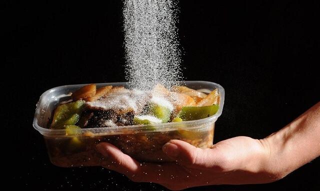Nhóm thực phẩm nhiều muối