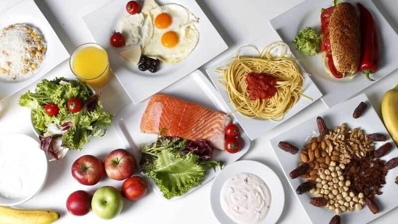 Chế độ ăn uống thiếu khoa học là nguyên nhân làm chậm quá trình liền sẹo