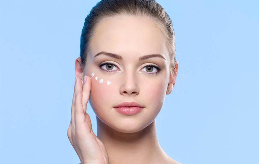 bí quyết chăm sóc da hiệu quả vùng da quanh mắt