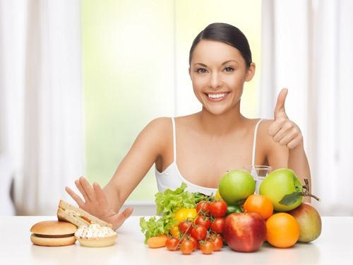 Có chế độ ăn uống khoa học