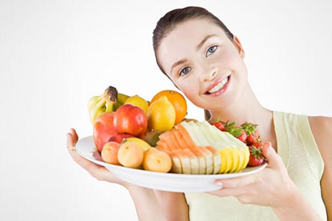 thực phẩm nào tốt cho quá trình điều trị nám da nội tiết