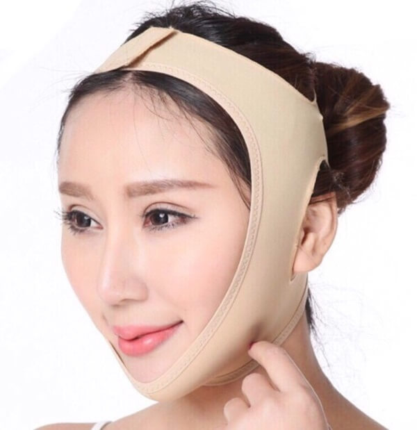 đai nâng cơ mặt giúp hổ trợ nâng cơ mặt hiệu quả