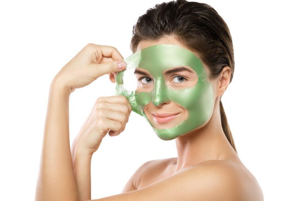 Đắp mặt nạ thải độc chuyên dụng