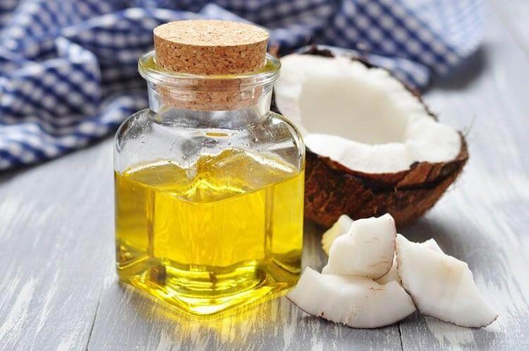 phương pháp tri sẹo rỗ bằng dầu dừa