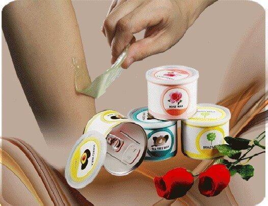kem wax lông là gì và những lưu ý khi sử dụng kem wax lông