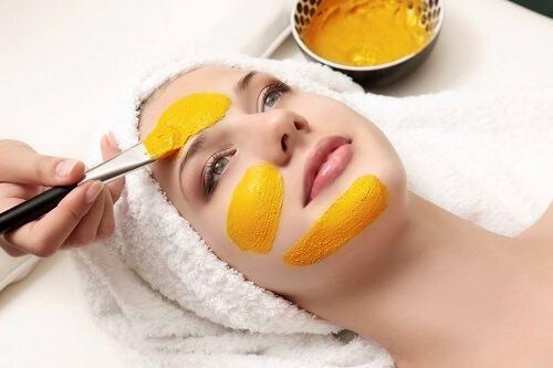 đắp mặt nạ cách khắc phục nám da hiệu quả