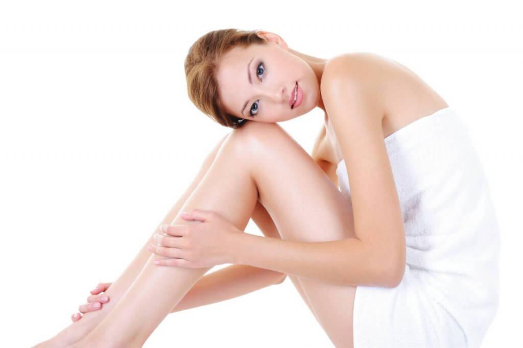 kiểm tra tình trạng da những lưu ý khi sử dụng kem wax lông
