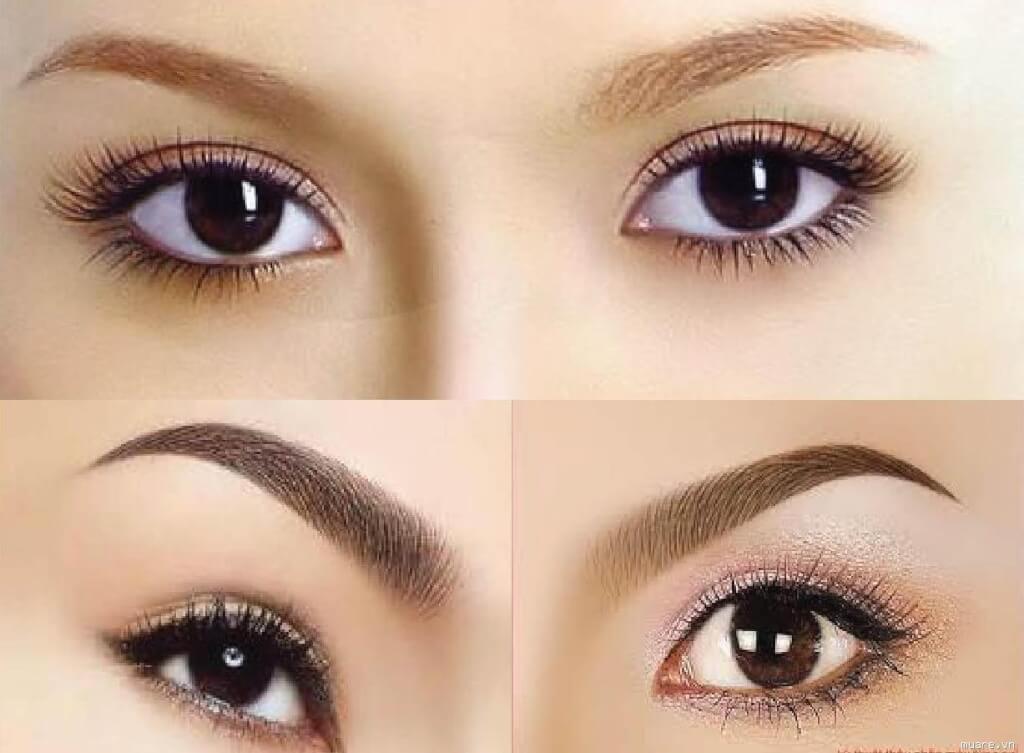 những yếu tố ảnh hưởng đến phun mí mắt bao lâu thì đẹp