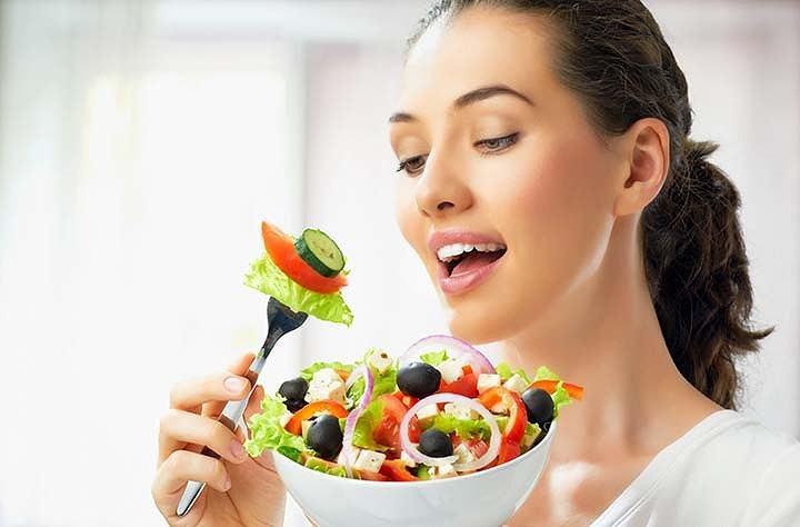 Sử dụng thực phẩm tươi sạch