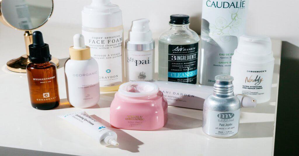 serum trị mụn quy trình các bước dưỡng da cho da mụn
