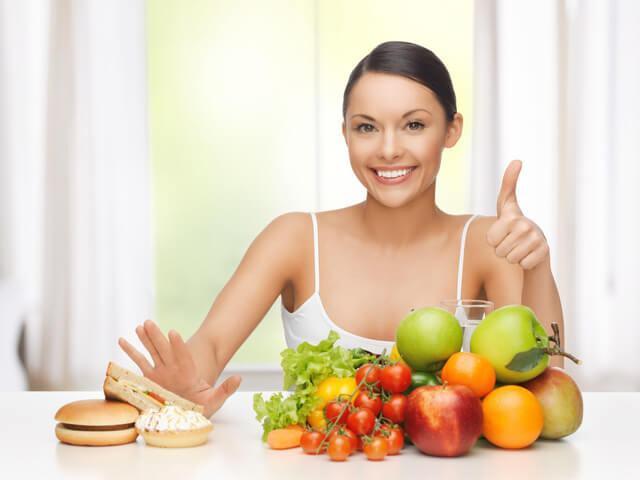 ăn uống khoa học cách khắc phục nám da hiệu quả
