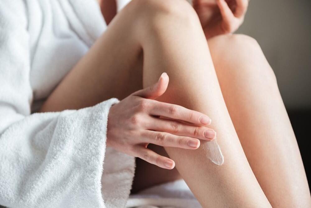 vệ sinh da những lưu ý khi sử dụng kem wax lông