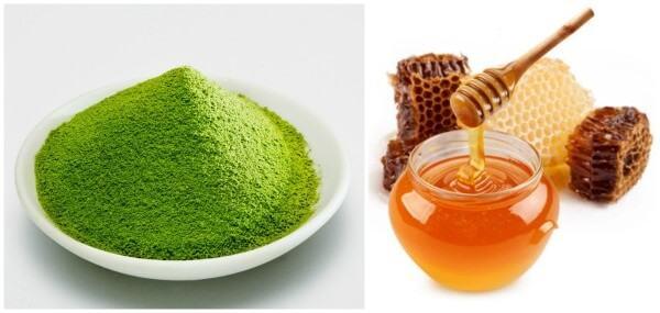 Mặt nạ trị mụn cho với bột neem và mật ong