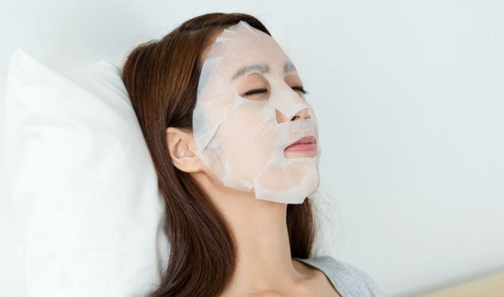 đăp mặt nạ giấy giúp ngùa mụn hiệu quả