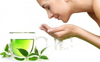 Skin Protection, Preventing Aging With Green Teaaaaaaaaaaaaa
